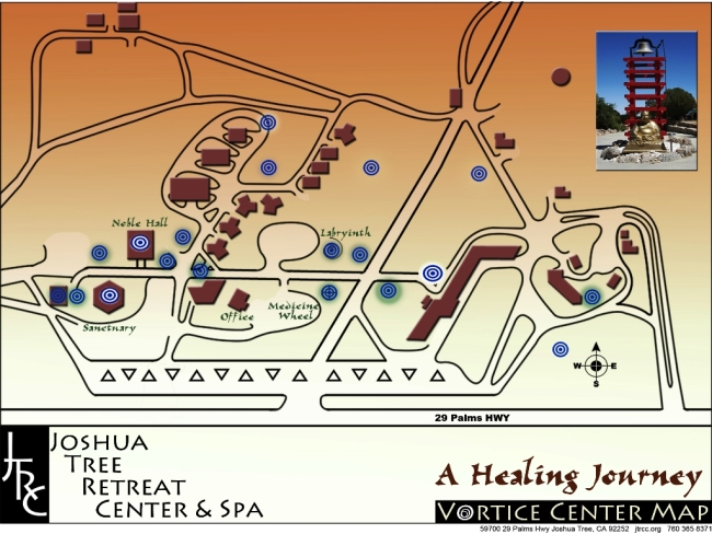 Vortices – Joshua Tree Retreat Center