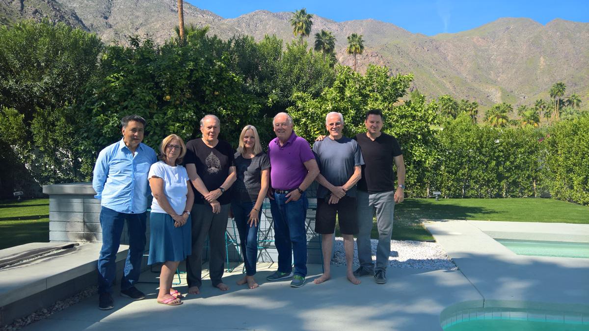 Board of Directors – Joshua Tree Retreat Center